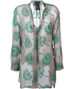 Ann Demeulemeester | Блузка С Вышивкой