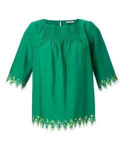 Etro   Блузка С Вышивкой