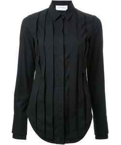 STRATEAS CARLUCCI | Pleated Front Shirt