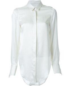 STRATEAS CARLUCCI | Рубашка С Закругленным Подолом