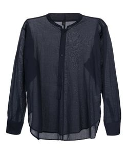 Y'S | Полупрозрачная Рубашка