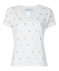 BEAU SOUCI | Eyelet T-Shirt