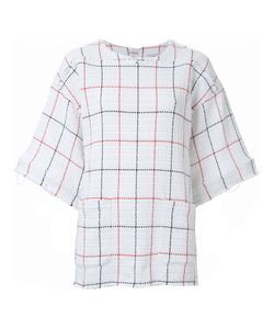 FADTHREE | Блузка Свободного Кроя С Вышивкой