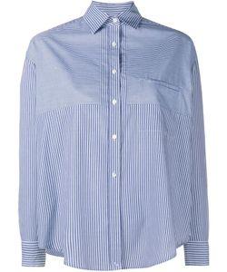 Vince | Рубашка В Полоску