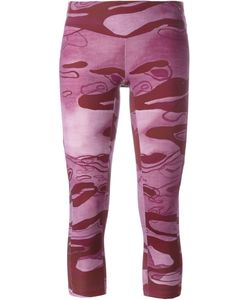 Sàpopa | Printed Capri Leggings
