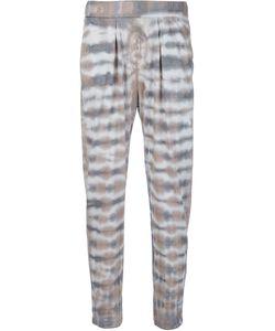 Raquel Allegra | Easy Tie-Dye Trousers