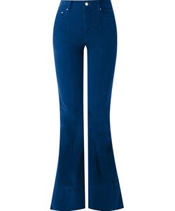 Amapô | High Waisted Flared Trousers