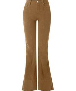 Amapô | Flared Velvet Trousers