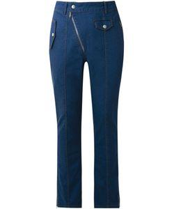 Amapô | Seam Detailed Straight Jeans