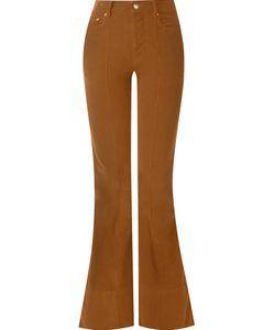 Amapô | Velvet Flared Trousers