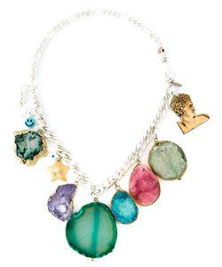 KATERINA PSOMA | Stone Charm Necklace
