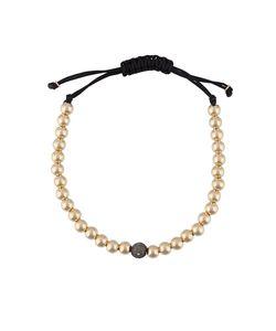 Bhindi Jewelers   14kt Beaded Bracelet
