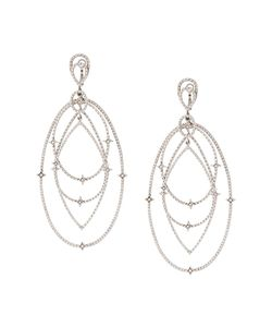 LOREE RODKIN | Spherical Star Drop Diamond Earrings