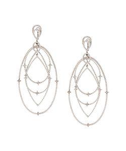 LOREE RODKIN | Spherical Star Drop Diamond Earrings