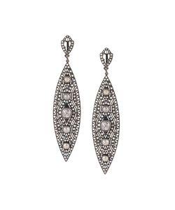 LOREE RODKIN | Diamond Tear Drop Earrings