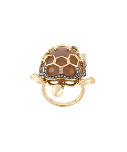 Christina Debs | Turtle Diamond Ring