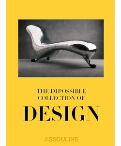 Assouline | Книга The Impossible Collection Of Design