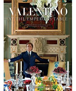 Assouline | Книга Valentino At The Emperors Table