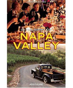Assouline | Книга In The Spirit Of Napa Valley