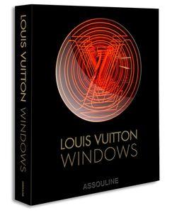 Assouline | Книга Louis Vuitton Windows