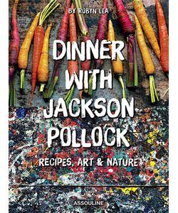 Assouline | Книга Dinner With Jackson Pollock