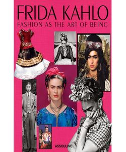 Assouline | Книга Frida Kahlo Fashion As The Art Of Being