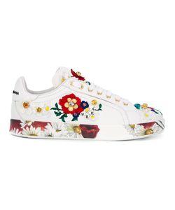 Dolce & Gabbana | Декорированные Кеды