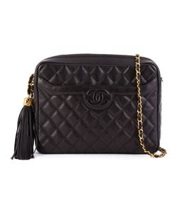 Chanel Vintage | Стеганая Сумка С Цепочной Лямкой