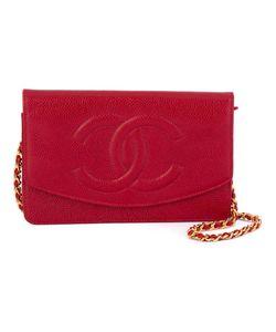 Chanel Vintage | Сумка Через Плечо С Логотипом