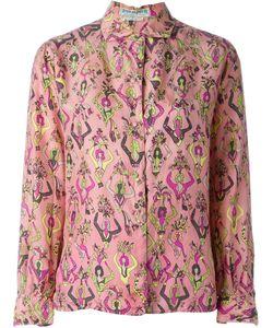 Emilio Pucci | Рубашка С Графическим Принтом