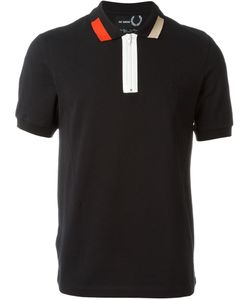 Raf Simons X Fred Perry | Contrast Collar Polo Shirt