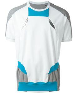 Adidas | Футболка Kolor X С Панельным Дизайном