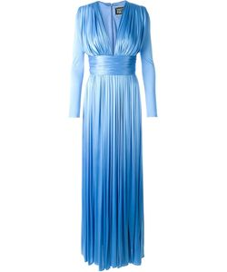 Fausto Puglisi | Вечернее Платье C V-Образным Вырезом