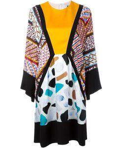 MSGM | Платье-Туника С Комбинированным Принтом