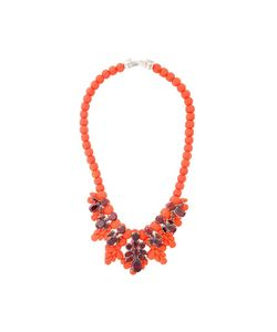 EK Thongprasert | Stone Embellished Necklace