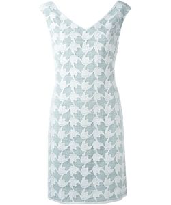 Tory Burch | Платье С Ажурной Отделкой