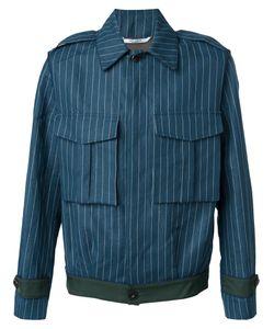 Umit Benan | Куртка-Карго В Тонкую Полоску