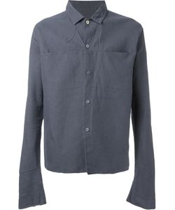 MA+ | Folded Cuffs Shirt