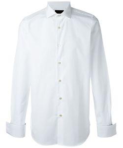PAUL SMITH LONDON   Рубашка С Французскими Манжетами