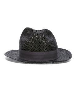 SUPER DUPER HATS | Плетеная Шляпа