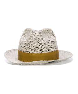 SUPER DUPER HATS | Шляпа С Контрастной Лентой