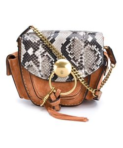 CHLOE GOSSELIN | Snakeskin Detail Bag
