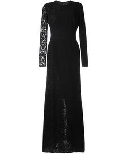 Fausto Puglisi | Платье С Кружевными Вставками