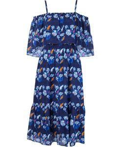 TANYA TAYLOR | Moroccan Print Amara Dress