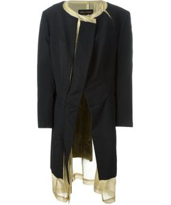 Comme Des Garcons | Многослойное Пальто