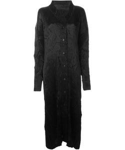 ISSEY MIYAKE VINTAGE | Удлиненное Плиссированное Пальто