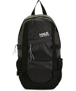 HAUS | Рюкзак С Принтом Логотипа