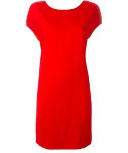 Agnona | Платье С Глубоким Вырезом На Спине