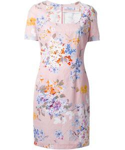 Blumarine | Платье С Цветочным Принтом