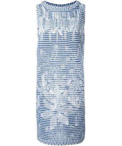 Chanel Vintage | Трикотажное Платье С Геометрическим Принтом